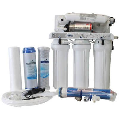 Reverse-Osmosis-Water-Filter-System-with-Booster-Pump