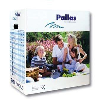 Reverzná osmóza Pallas - balenie