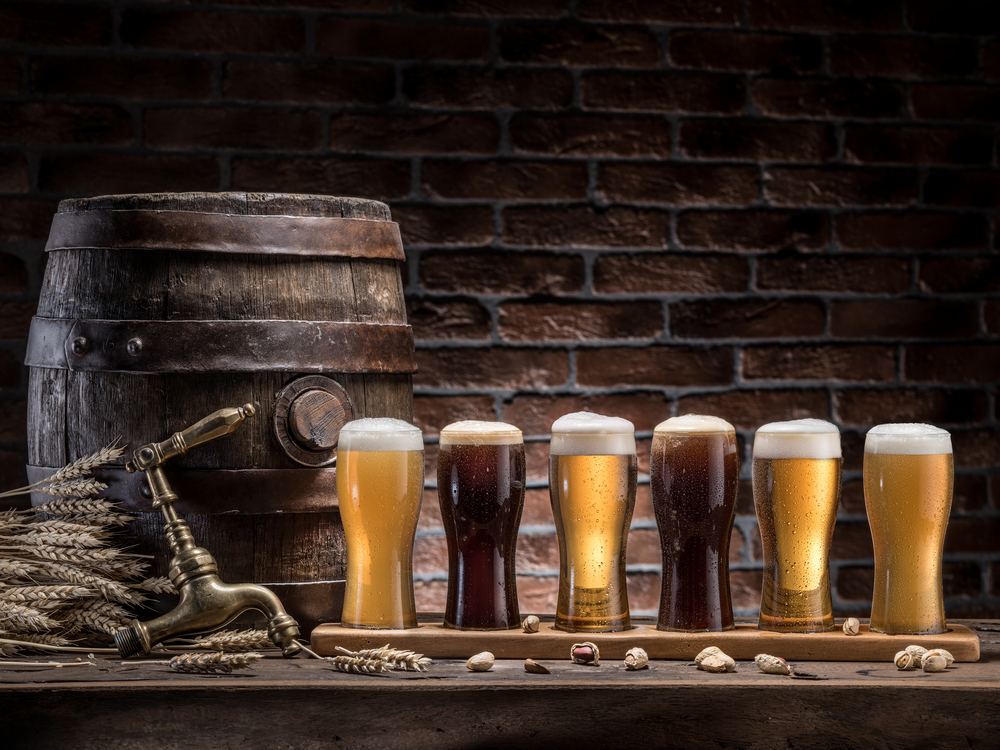 Pohare s pivom